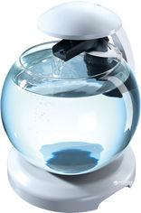 Аквариумный набор Tetra Cascade Globe 6.8 л для петушка и золотой рыбки Белый (4004218238909) от Rozetka