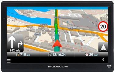 GPS навигатор Modecom Device FreeWAY SX 7.0 MapFactor (NAV-FREEWAYSX70-MF-EU) от Rozetka