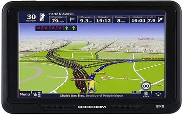 GPS навигатор Modecom Device FreeWAY SX2 MapFactor (NAV-FREEWAYSX2-MF-EU) от Rozetka