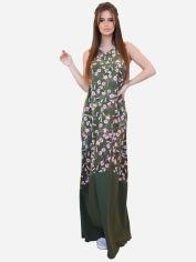 Платье ISSA PLUS 11681 S Хаки (2000305435574) от Rozetka
