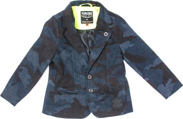 Пиджак Vingino 1717001 104 см Бирюзовый с коричневым (Vi06739614153) от Rozetka
