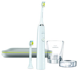 Электрическая зубная щетка PHILIPS Sonicare DiamondClean HX9332/04 от Rozetka