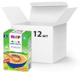 Упаковка детских органических макарон HiPP Звездочки 12 пачек по 320 г (9062300440413) от Rozetka