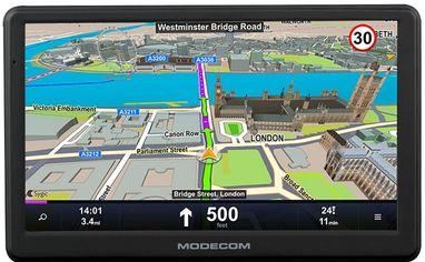 GPS навигатор Modecom Device FreeWAY SX 7.1 MapFactor (NAV-FREEWAYSX71-MF-EU) от Rozetka