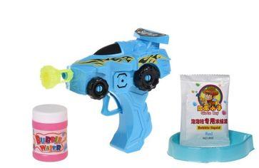 Акция на Мыльные пузыри Same Toy Bubble Gun Машинка синяя (803Ut-2) от MOYO