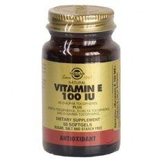Витамин Е 100 МЕ 550 мг (Vitamin E) Солгар №50 от Medmagazin