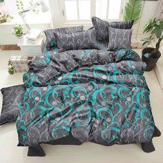 Акция на Комплект постельного белья MirSon Бязь 21-0025 Emelina 143х210 (2200001324893) от Rozetka