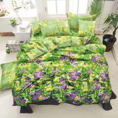 Комплект постельного белья MirSon Бязь 21-0012 Ivett 143х210 (2200001324763) от Rozetka