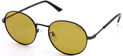 Солнцезащитные очки Polaroid PLD PLD 2093/G/S 80754MU Черные (716736239835) от Rozetka