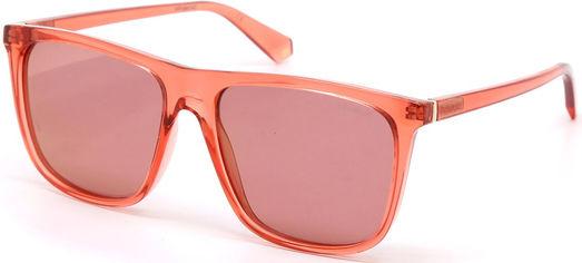 Солнцезащитные очки Polaroid PLD PLD 6099/S 73356OZ Розовые (716736185095) от Rozetka