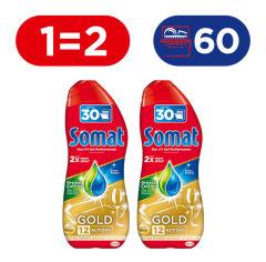 Гель для мытья посуды в посудомоечной машине Somat Gold Анти-Жир 540 мл (9000101344684) от Rozetka