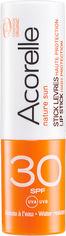 Солнцезащитный бальзам для губ Acorelle органический SPF 30 4 г (3700343046181) от Rozetka