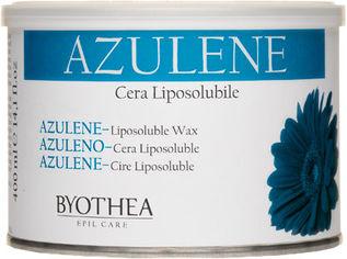 Воск для депиляции Byothea Cera Liposolubile Азулен 400 мл (8054377035259) от Rozetka