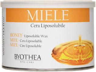 Воск для депиляции Byothea Cera Liposolubile Мед 400 мл (8054377035242) от Rozetka