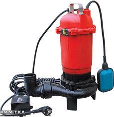 Акция на Фекальный насос с режущим механизмом Optima WQ15-14G 1.5 кВт (8694900301368) от Rozetka