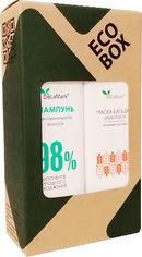 Эко Бокс DeLaMark Витаминный бум Шампунь для нормальных волос 400 мл + Маска Витаминный комплекс 400 мл (4820152332226) от Rozetka