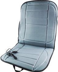 Акция на Накидка на сиденье авто Supretto с подогревом от прикуривателя (5411-0002) от Rozetka