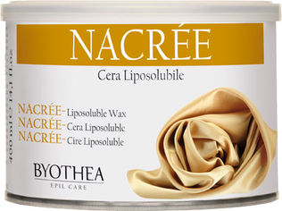 Воск для депиляции Byothea Cera Liposolubile Перламутр 400 мл (8054377035723) от Rozetka