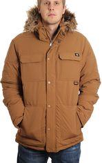 Акция на Зимняя куртка Dickies Manitou Jacket 07 200347BD XL Коричневая (5053823402020) от Rozetka