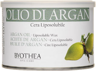 Акция на Воск для депиляции Byothea Cera Liposolubile Аргановое масло 400 мл (8054377035440) от Rozetka