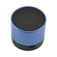 Акция на Портативная Bluetooth акустика S-10 Blue от Територія твоєї техніки