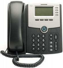 Проводной IP-телефон Cisco 4 Line IP Phone With Display, PoE and PC Port REMANUFACTURED от MOYO