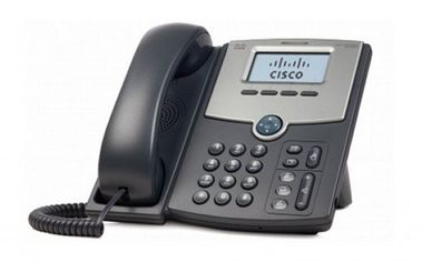 Проводной IP-телефон Cisco SB SPA502G 1 Line IP Phone With Display, PoE, PC Port REMANUFACTURED от MOYO