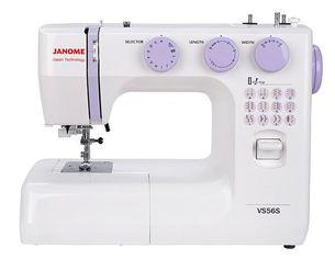 Бытовая швейная машина JANOME VS56S от MOYO