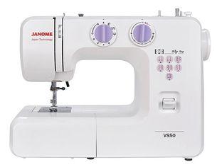 Бытовая швейная машина JANOME VS 50 от MOYO