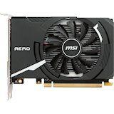 Акция на Видеокарта MSI GeForce GT1030 2GB 64Bit 1265/6008Mhz (GeForce GT 1030 AERO ITX 2G O) от Foxtrot