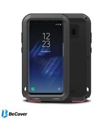 Панель Love Mei Powerful для Samsung Galaxy S8+ SM-G955 (BC_703130) Black от Територія твоєї техніки