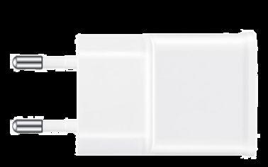 Сетевое зарядное устройство Samsung EP-TA12EWEUGRU White от Територія твоєї техніки