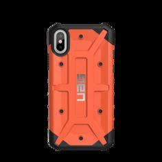 Чехол UAG iPhone X Pathfinder Rust Orange от Територія твоєї техніки