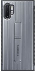 Чехол-накладка Samsung Protective Standing Cover для Samsung Galaxy Note 10 Plus (EF-RN975CSEGRU) Silver от Територія твоєї техніки