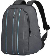 """Рюкзак для ноутбука 2E 16"""" (2E-BPN65007DG) Dark Grey от Територія твоєї техніки"""