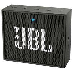Портативная акустика JBL Go Black (JBLGOBLK) от Територія твоєї техніки
