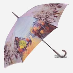 Зонт-трость Zest Z21625-30 полуавтомат Разноцветный от Rozetka