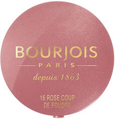 Акция на Румяна Bourjois Blush 16 Нежный розовый 2.5 г (3614225613302) от Rozetka