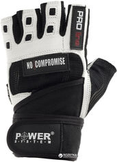Перчатки для фитнеса Power System No compromise PS-2700 XS Black-White (PS-2700_XS_Black-White) от Rozetka