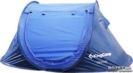 Палатка KingCamp Venice Blue (KT3071 Blue) от Rozetka