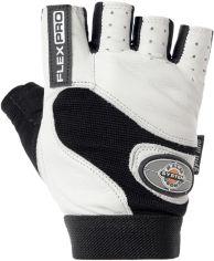 Перчатки для фитнеса Power System Flex Pro PS-2650 2XL White (PS-2650_2XL_White) от Rozetka