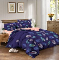 Комплект постельного белья MirSon Бязь 21-0001 Amanda 200х220 (2200001299634) от Rozetka