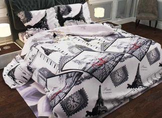 Комплект постельного белья MirSon Бязь 21-0003 Sara 143х210 (2200001299443) от Rozetka