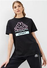 Футболка Kappa Women's T-shirt 103646-99 XS (2991026302675) от Rozetka