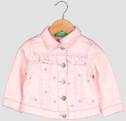 Джинсовая куртка United Colors of Benetton 2PL7532XP-40J XX (8300895883538) от Rozetka