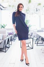 Платье Vojelavis 772 50 Темно-синее (2000000361635) от Rozetka