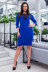 Платье Vojelavis 750 52 Электрик (2000000363493) от Rozetka