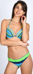 Акция на Раздельный купальник Frankie morello KP3694-1 70B/S Сине-зеленый (200983426) от Rozetka