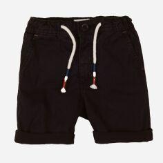 Акция на Шорты джинсовые Minoti Good 3 12966 110-116 см Черные (5059030299453) от Rozetka