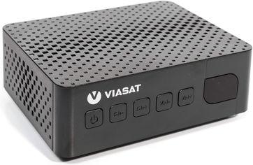 Акция на Цифровой спутниковый ТВ-ресивер Romsat S2 TV VIASAT от Rozetka